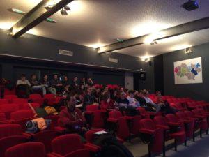 Conférences à l'I.N.RA.E.