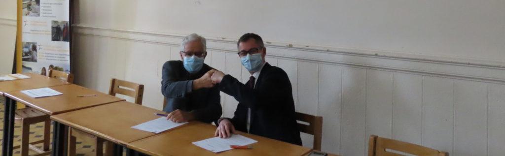 signature-de-la-convention-de-partenariat-avec-le-cnam-aura